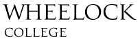 Wheelock College Logo